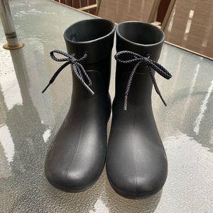 Croc rain boots